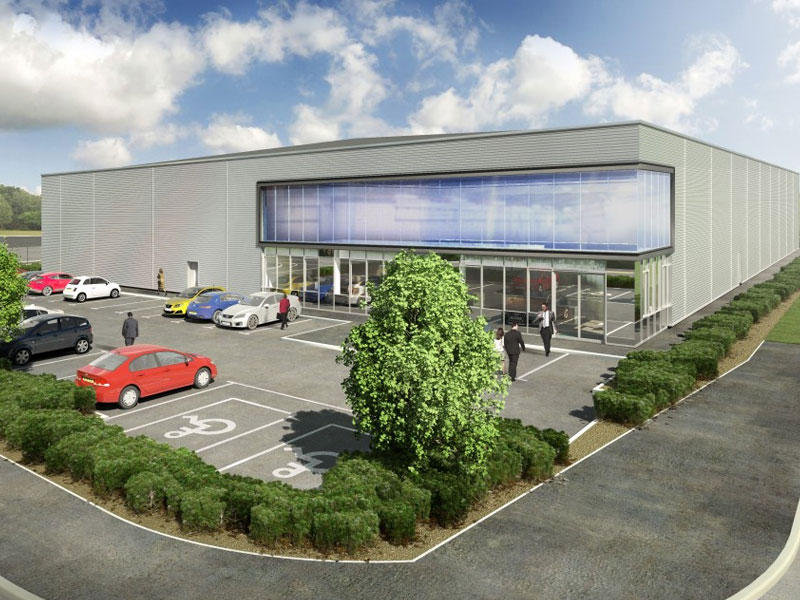 Advanced Manufacturing Park, Rotherham