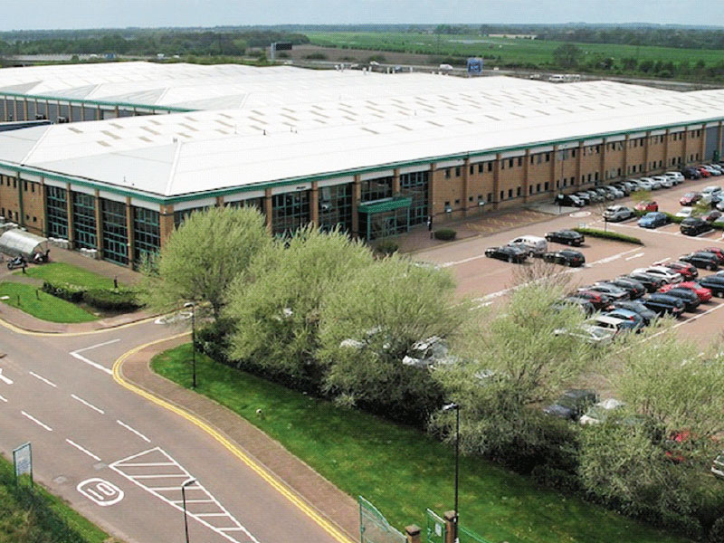 Capitol Park, Thorne – Omega Factory Extension