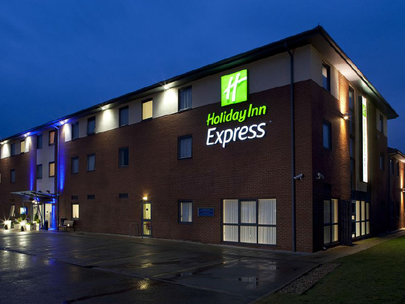 Holiday Inn Express, Luton Road, Bedford