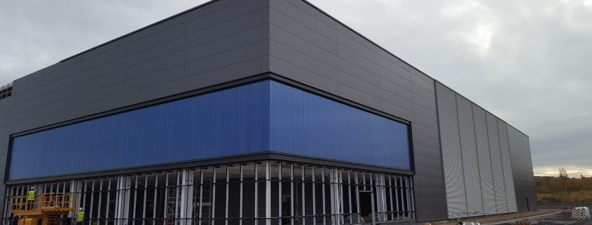 automotive technology centre AMP Rotherham